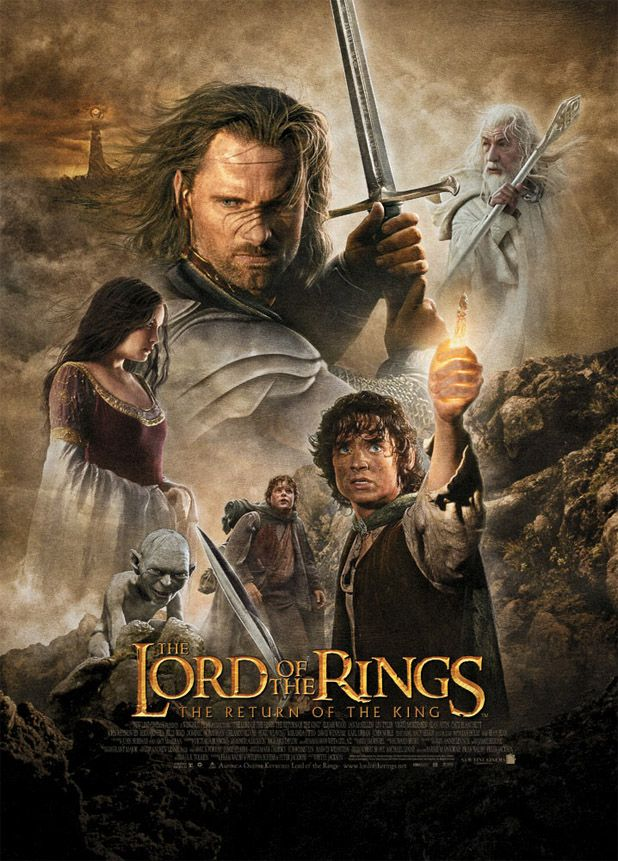 The Lord Of The Rings : The Return Of The King - Peter Jackson (2003).