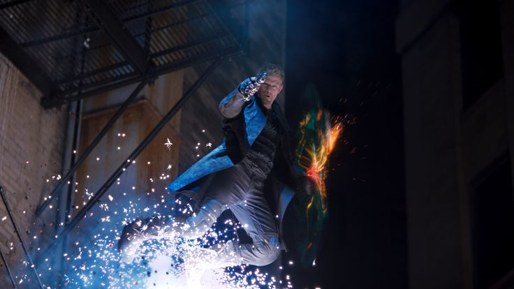 The First Official Photo from Jupiter Ascending Has Arrived! - Channing Tatum Unwrapped