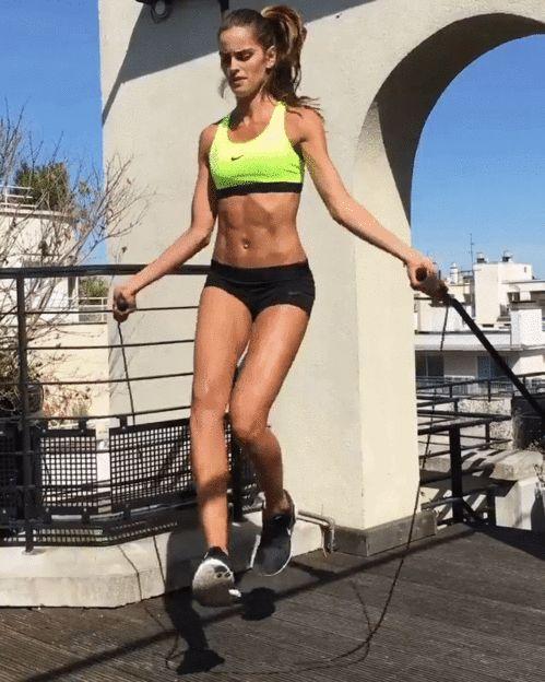 izabel goulart mouvements de boxe workout 6