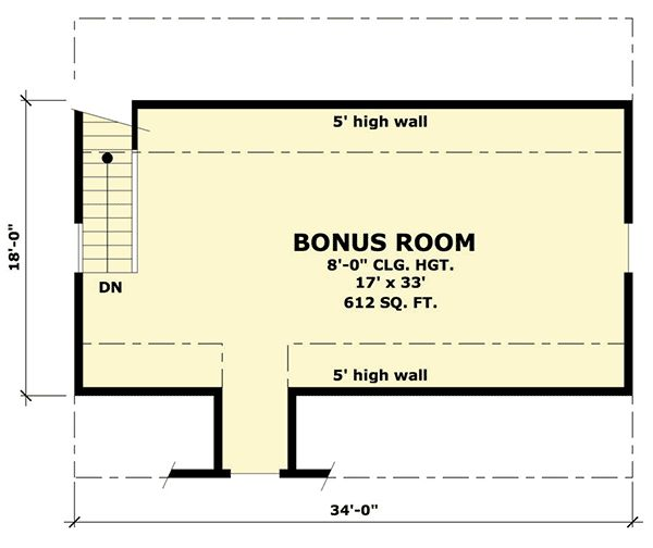 42 best garages i like images on pinterest metal for Garage floor plans with bonus room