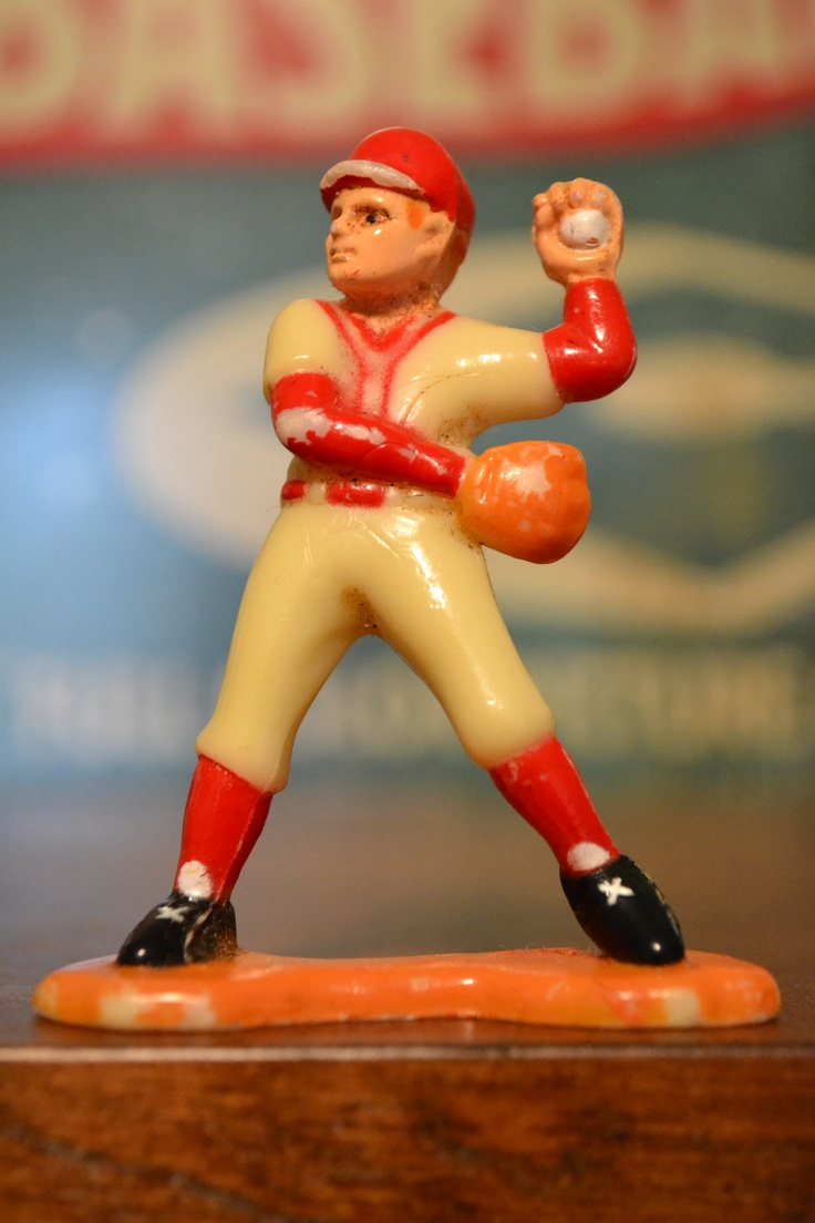 Keep repeating: baseball season will be here soon...baseball season will be here soon...