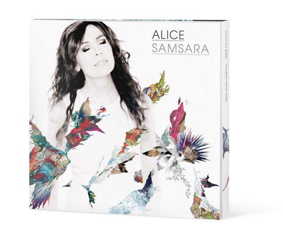 Samsara / Alice  Photo: Massimo Gardone - Azimut Art direction: Francesco Messina – Polystudio; Illustrations: Elisa Vendramin, via Behance