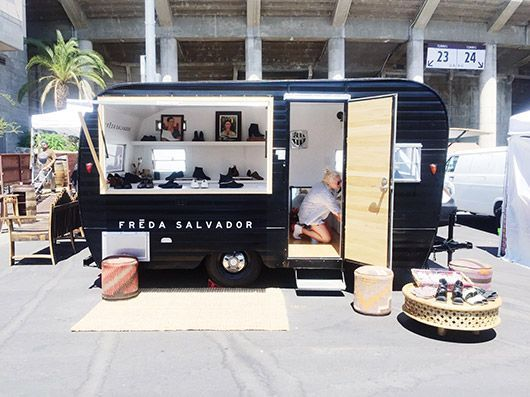 diego, the pop up shoe shop. (sfgirlbybay)