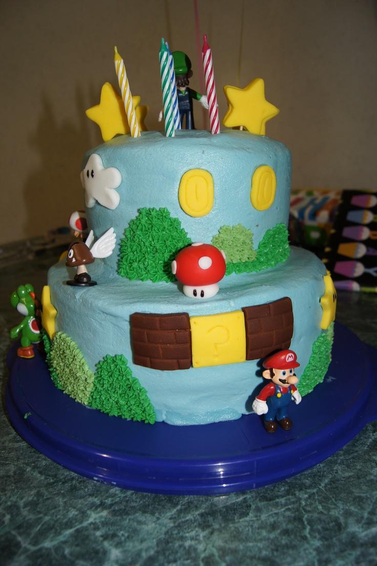 17 best images about party mario luigi birthday on - Luigi mario party ...
