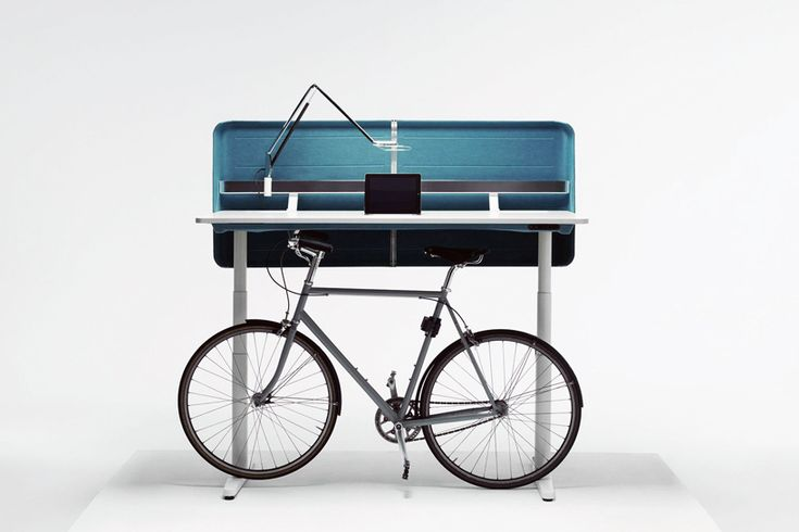Tyde by Vitra...you could but would you? What a knee-knocker a bike would be