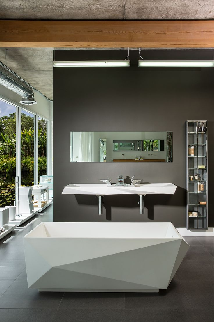 Fantini Featured At Waterbox Miami, A Miami, Florida Based Showroom  Representing Top Worldwide High End Brands In The Luxury Bathroom Market.