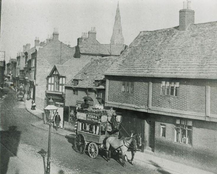 High Street c.1892