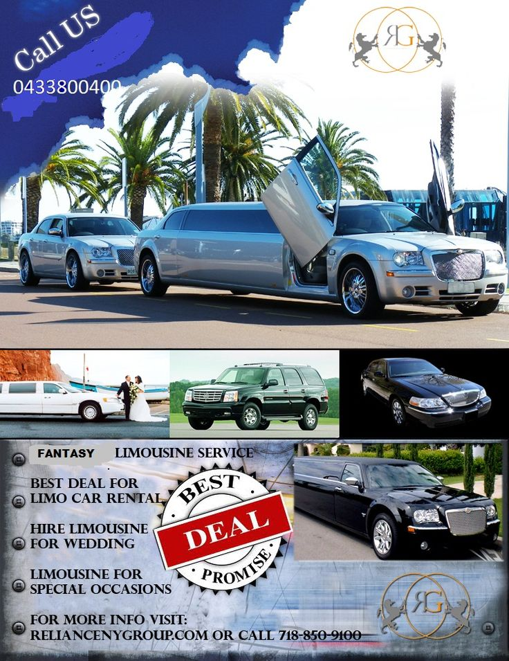 Fantasy Limo is offering the best limo services in Melbourne Australia