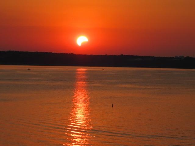 4th of july lake houston