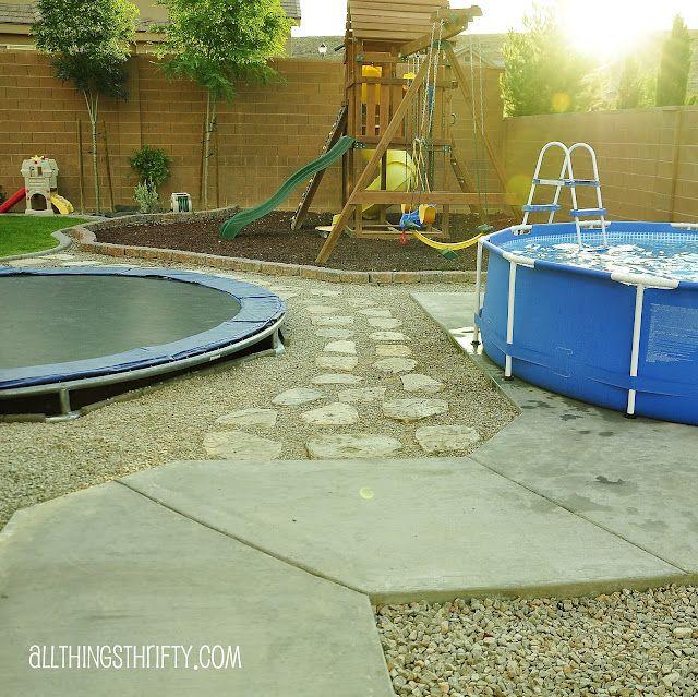 63 best inground pool steps images on pinterest
