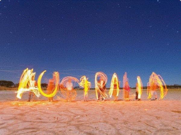 Australia Day 2013 Wallpapers Beach