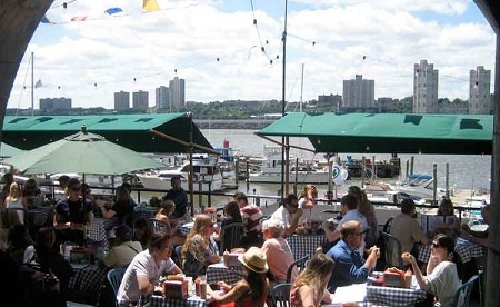Boat Basin Cafe  W 79th St & Riverside Dr  New York, NY