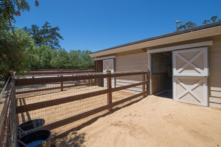 ranch horse property layout free home design ideas images
