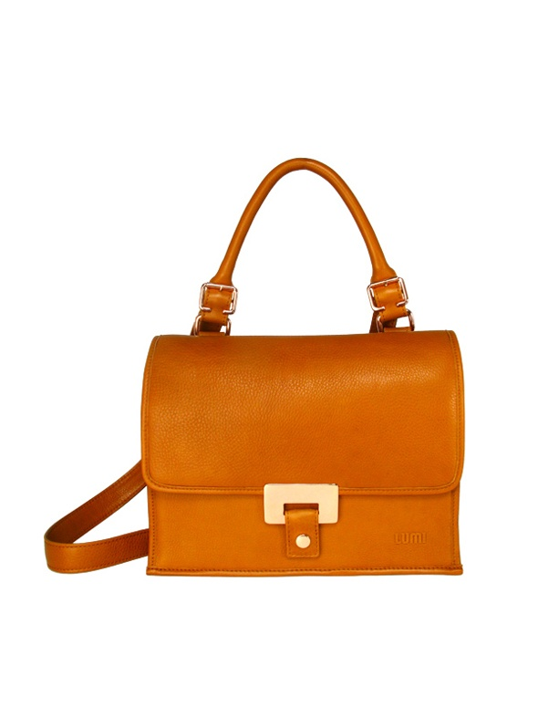 Melina Top Handle Bag