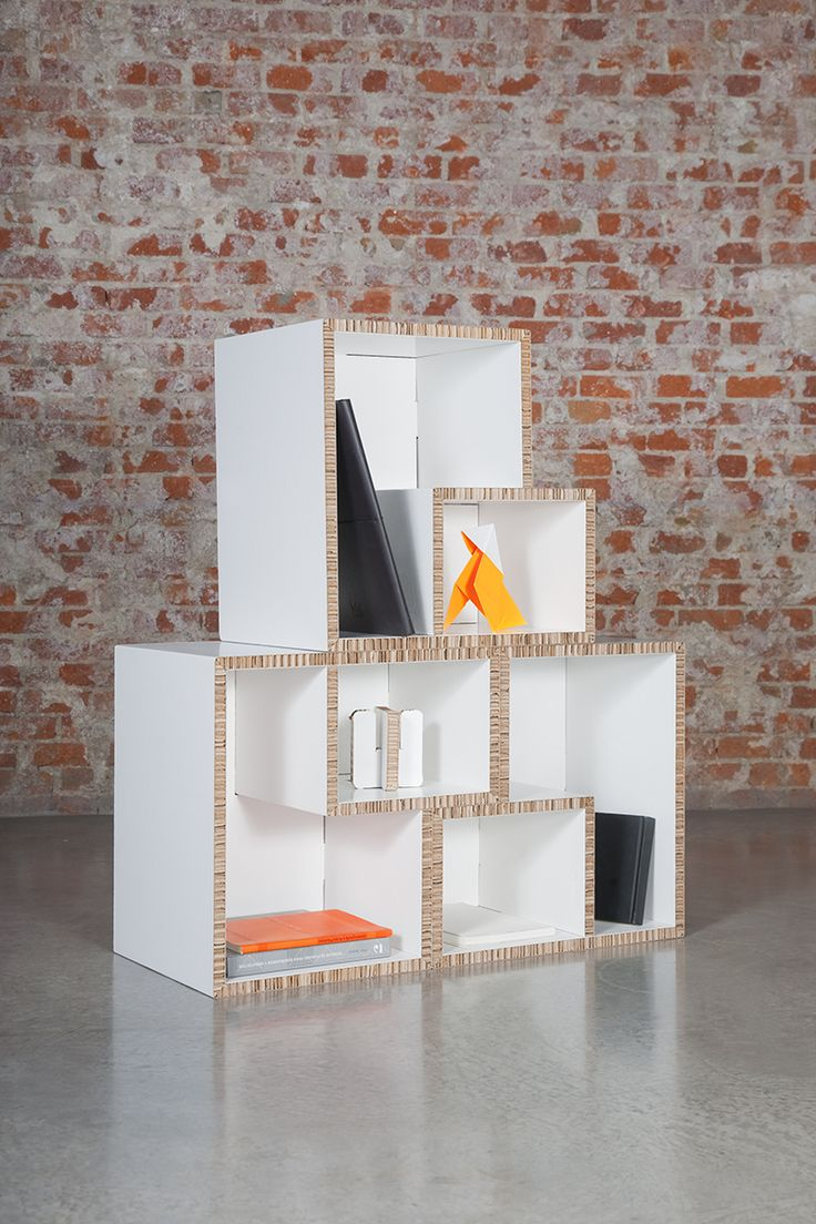 Best TETRA Images On Pinterest Cardboard Furniture - Design your own furniture with tetran eco friendly modular cubes