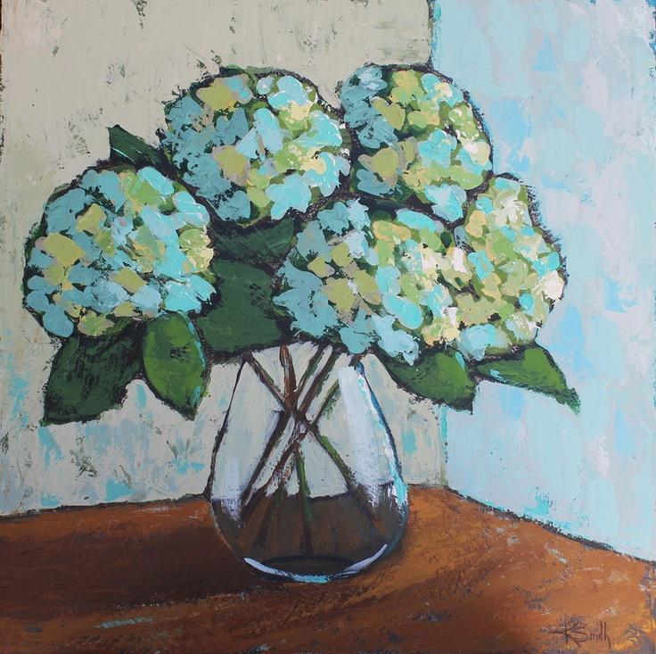 Karen Goodwin Smith Fine Art - Home