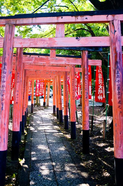 japan,japan,japan: Red Japan, Http Japan Mycityport Net, Kyoto Japan Summer, Arches, Awesome Pin, Thanksjapan Japan Japan, Thanksjapanjapanjapan Awesome, Japan Gardens, Temples Gates