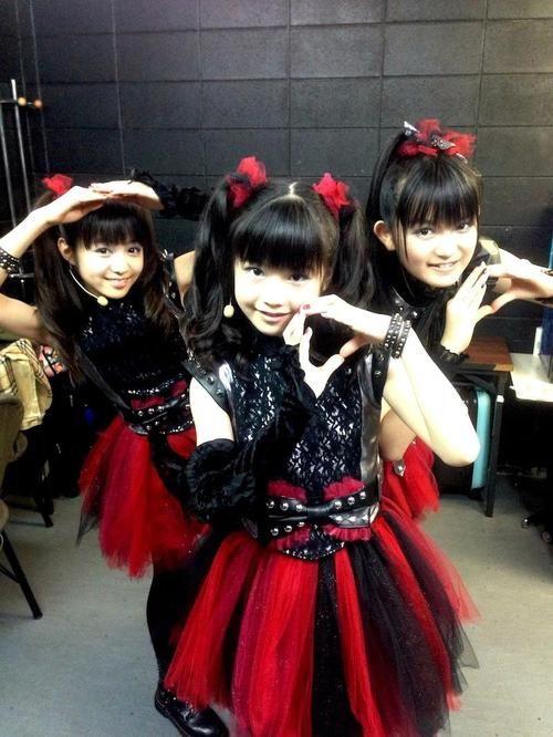 """""""i-snappy: (Twitter / BABYMETAL_JAPAN: 「イジメ、ダメ、ゼッタイ」本日もデイリーチャート7位 …から) """""""