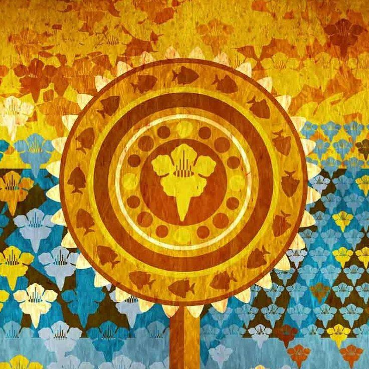 Resplandeceu!  Brilhou o Sol! A beleza luziu! Acautele-se da vaidade.  #Oxum #LogunEde #Logun #orixas  #orixa #lociloci #oraieieo #tipheret #seisdepaus #tarot #kabbalah #MenoteCordeiro