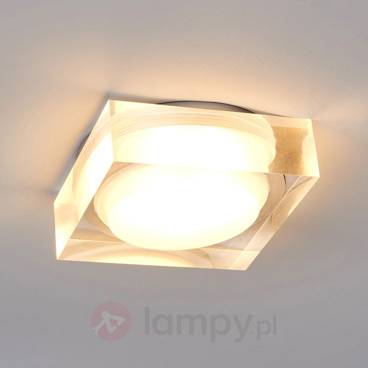 Przezroczysty reflektor wpuszczany LED Raik bezpieczne & wygodne zakupy w sklepie internetowym Lampy.pl.