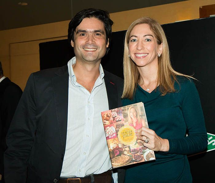 """Lançamento do livro de culinária """"As Festas da Julie"""" por Julie Deffense ♥ """"As Festas da Julie"""" by Julie Deffense cookbook launch ♥"""