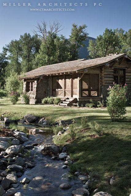 82 Best Miller Architects Images On Pinterest Log Cabins