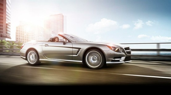 Mercedes-Benz SL-Class. The best. And then some.