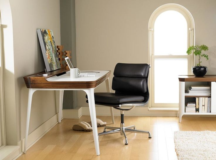 Designing For Cutting Cable Clutter, Part 2: Desks With Built In Solutions