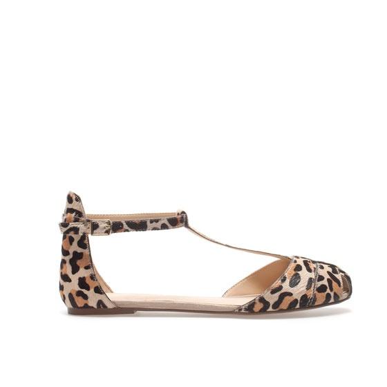 SALOMÉS EN CUIR - Chaussures - Femme - ZARA France