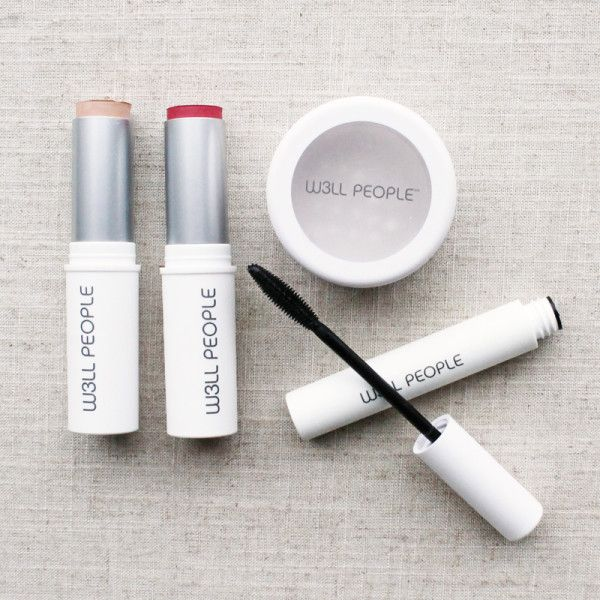W3ll People - This all-natural makeup line has the same pigment and coverage as our favorite high-end brands—sans the harmful chemicals.