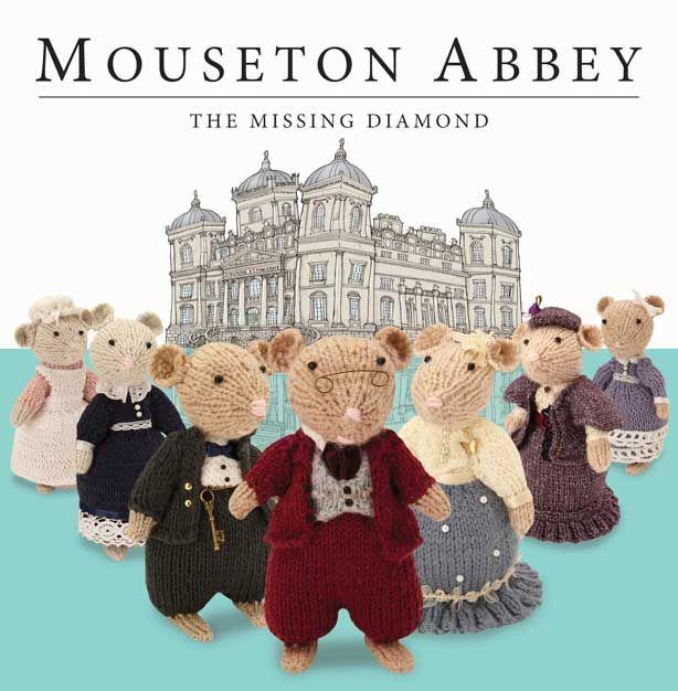 It's Cheesemas at Mouseton Abbey!