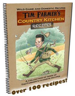 Tim Farmer S Country Kitchen Cookbook