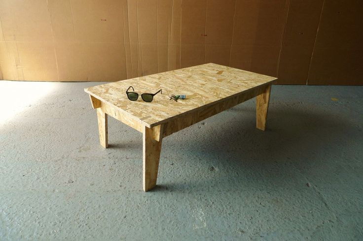 table basse osb osb pinterest tables. Black Bedroom Furniture Sets. Home Design Ideas