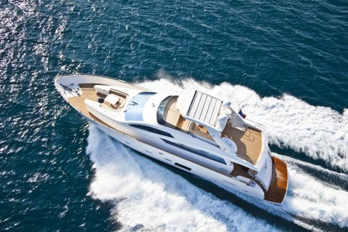 Cruising The Miami Waters With Your Private Yacht