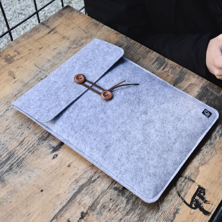 InnocentMade Felt Envelope Sleeve MacBook Air/Pro Retina 13""