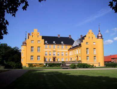 Castillos y Palacios - Castillo de Krenkerup