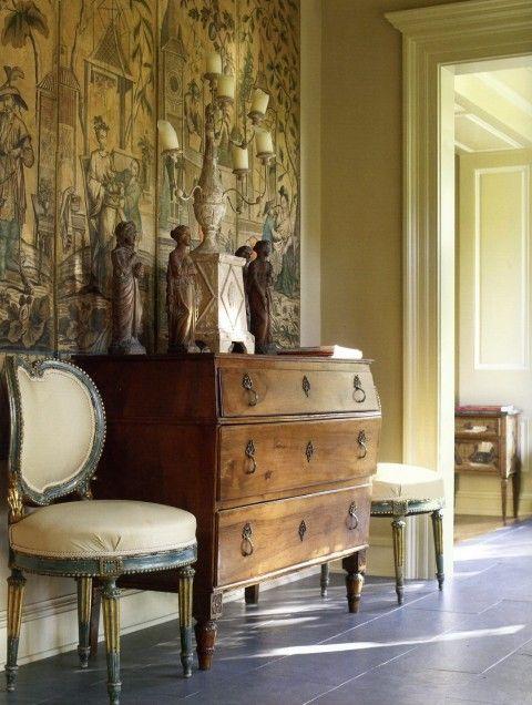suzanne rheinstein's LA homeHome Interiors, Living Room Design, Interiors Design, Home Design, French Antiques, Modern Interiors, Design Home, Decor Blog, Suzanne Rheinstein