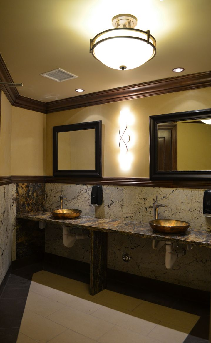119 best french bistro style bathrooms images on pinterest room camarillo gas station men s bathroom