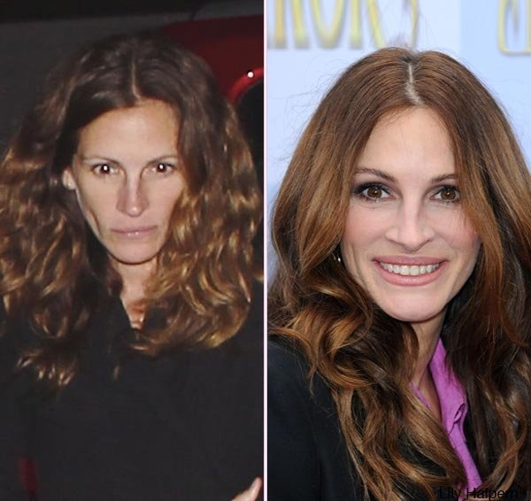 Julia Roberts Do You Like Her Better With Or Without