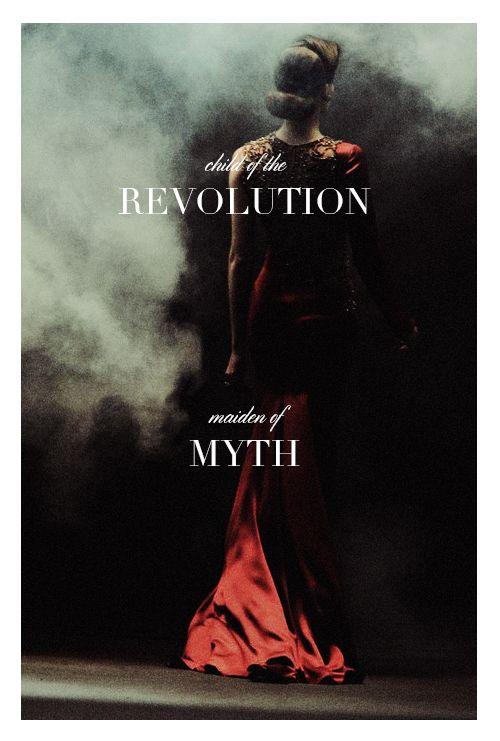 Child of the revolution   Maiden of myth Toria Winslow