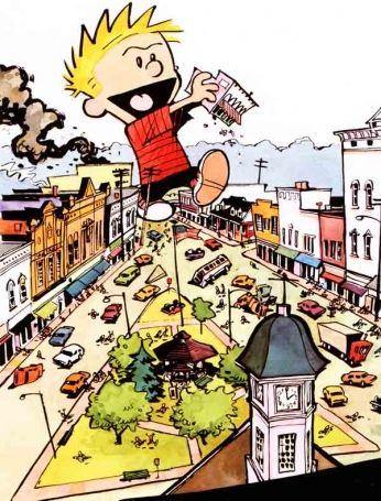 Calvin e Haroldo - Calvinzilla