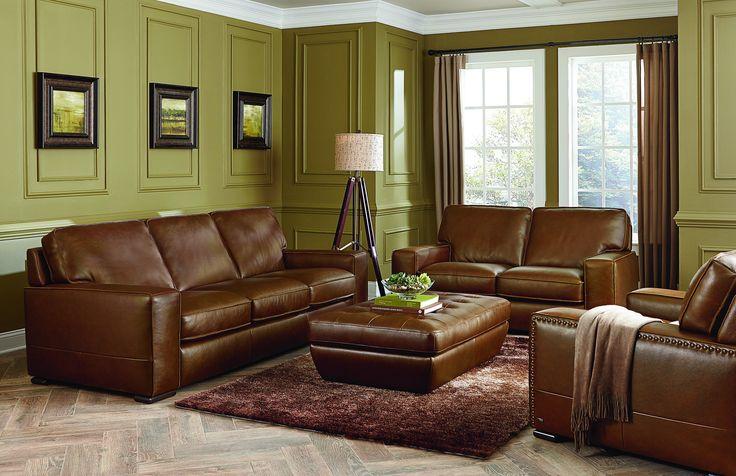 Stuart Large Sofa - Huffman Koos Furniture