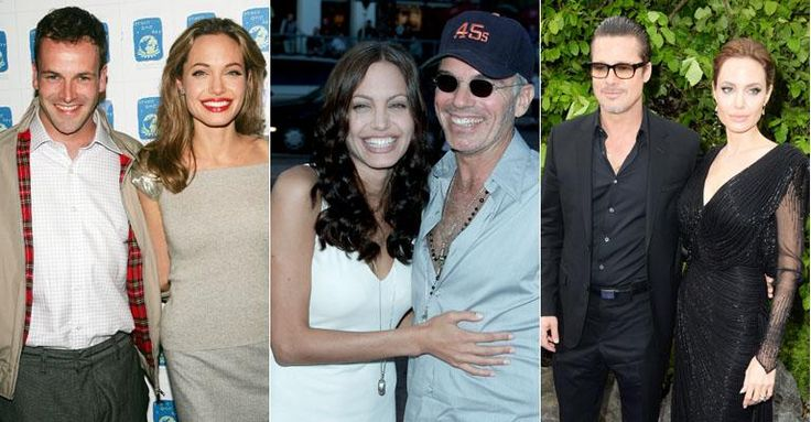 Angelina Jolie, Que Já Se Casaram 3