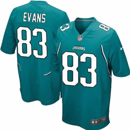 Lee Evans Jersey Jacksonville Jaguars #83 Youth Green Limited Jersey Nike NFL Jersey Sale