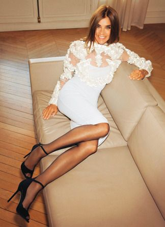 Carine Roitfeld lance son propre magazine, CR Fashion Book, le 13 septembre.