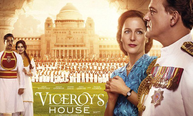 The Prince of Wales has beaten his mother to obtain a special copy of the new film Viceroy's House about his great-uncle Lord Mountbatten and the last days of the Raj.