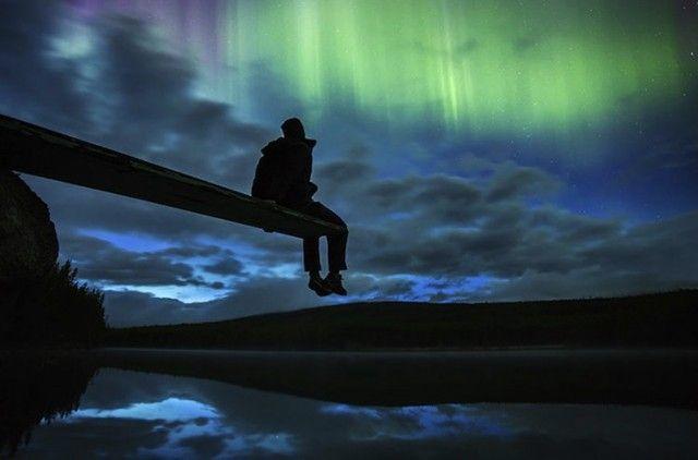 Alone in Breathtaking Landscapes-13