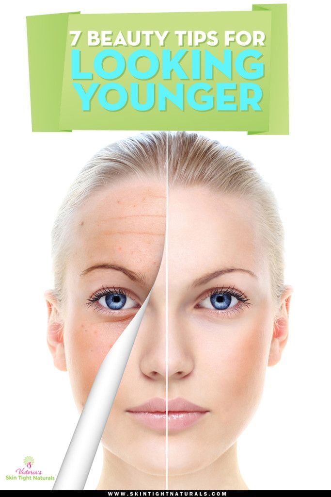 7 Beauty Tips for Looking Younger  find more relevant stuff…