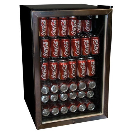 Great Mini Fridge For A Bar Or Man Cave Decorate