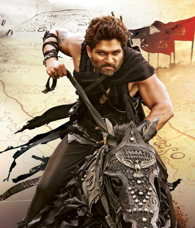 nice Allu Arjun In Rudramadevi Movie